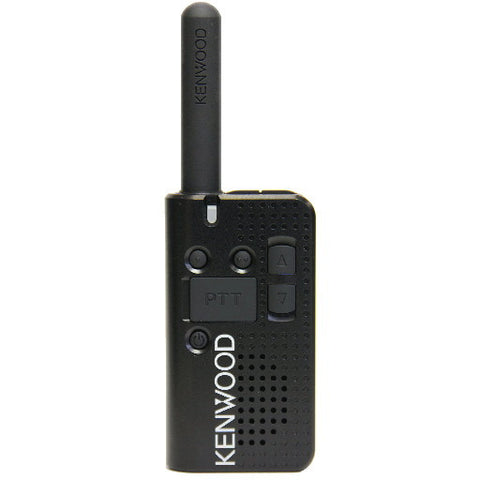 Kenwood Protalk Compact Uhf Radio, 1.5 Watt, 4 Channel