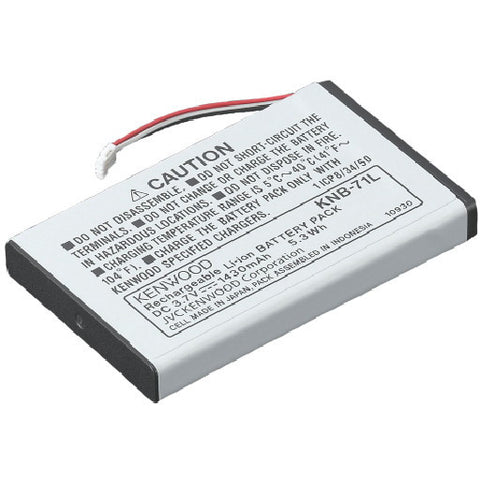 Kenwood Li-Ion Battery for Pkt-23