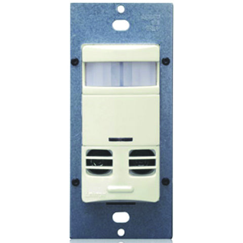 Leviton Decora Wall Switch Occupancy Sensor, Light Almond