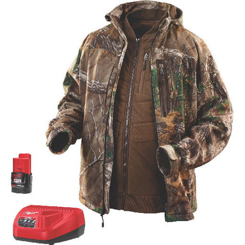 M12™ Realtree Xtra® 3-In-1 Heated Jacket Kit