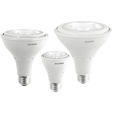Sylvania Orios䋢 Led Flood Lamp Par30Ln, 10 Watt, 3000K, 82 Cri, Medium, 120 Volt, Dimmable, 6 Per Case
