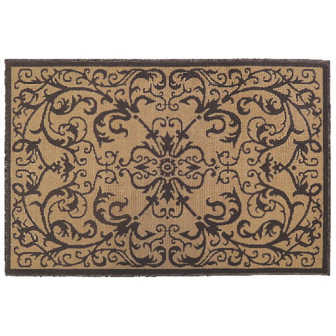 "Orian Rugs Scroll Mink Accent Rug, 31"" X 45 In."
