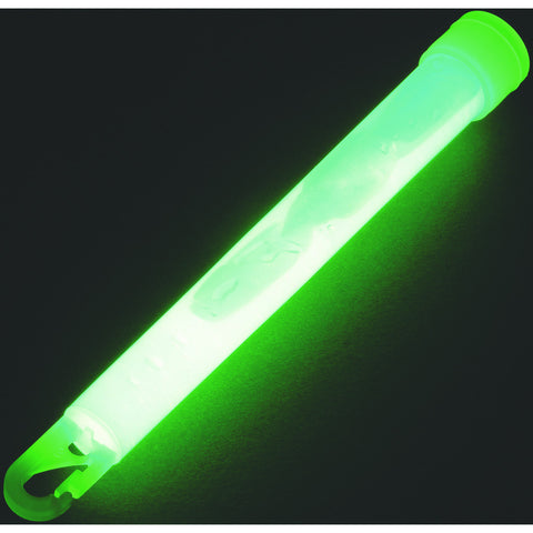 "Light Sticks 12 Hour 100Pc Box, 6"" Green"