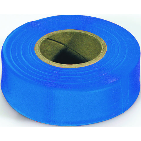 "Toolså¨ Flagging Tape, Blue, 1-3/16"" X 300', 2 Mil"