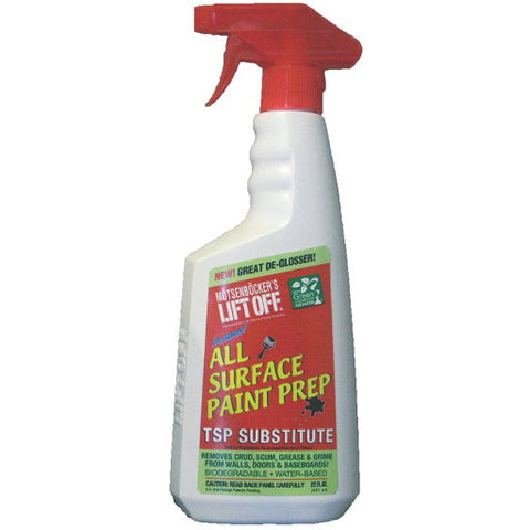 22 oz. Motsenbocker's LIFT OFFå¨ All Surface Paint Prep & TSP Substitute