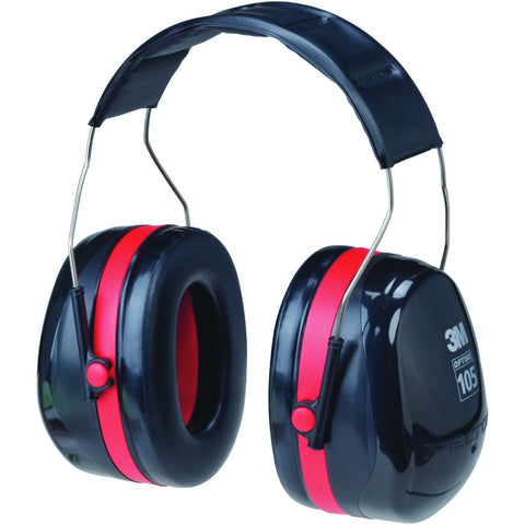 Peltor Optime 105 Series, Earmuff, Headband