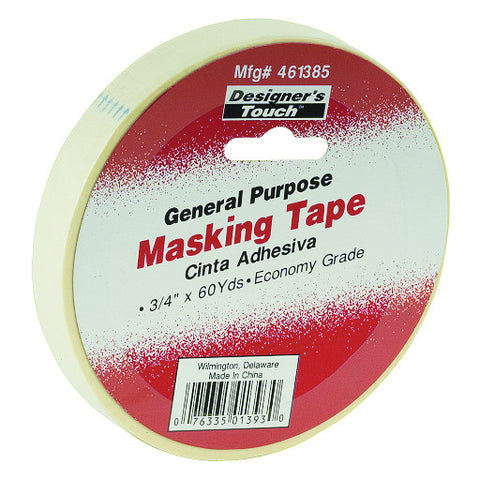 "General Purpose Masking Tape 1"" X 60 Yd."