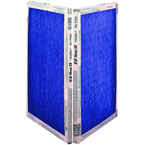 "EZ Flow® II MERV 4 Economy 1"" Fiberglass Air Filters (12 per Case)"