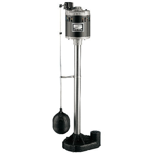 Myers 1 3 Hp Pedestal Sump Pump Eagle Maintenance Supply