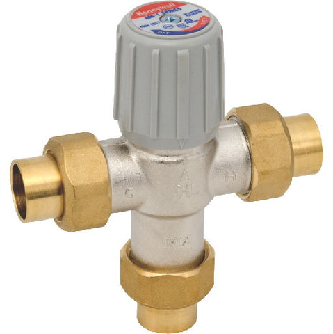 "1"" Union Sweat Aquamix䋢 Anti-Scald/Anti-Chill Mixing Valve"