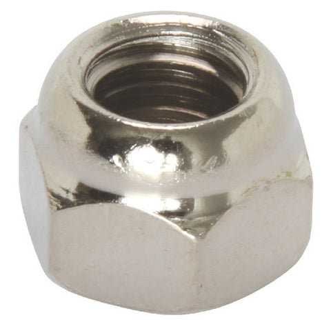 Open End Nut for Closet Bolts 1-4 In