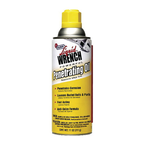 Liquid Wrench #1 Lubricant Aerosol, 4 oz.