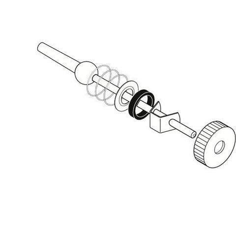 Ball Rod Assembly For American Standard