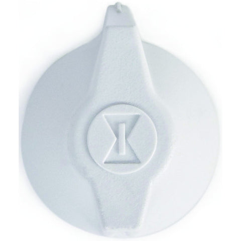 Knob for Automatic Shut Off Timer, White