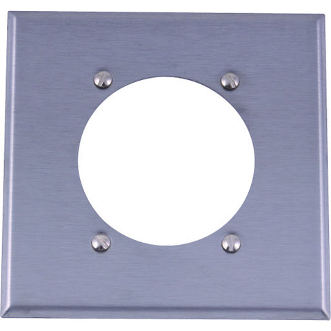 Wall Plate 2-Gang Dryer 4 Wire