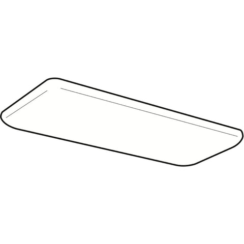 Replacement Lens for Cloud Style Fixtures
