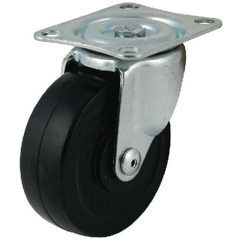 Industrial Swivel Caster, 3 In.