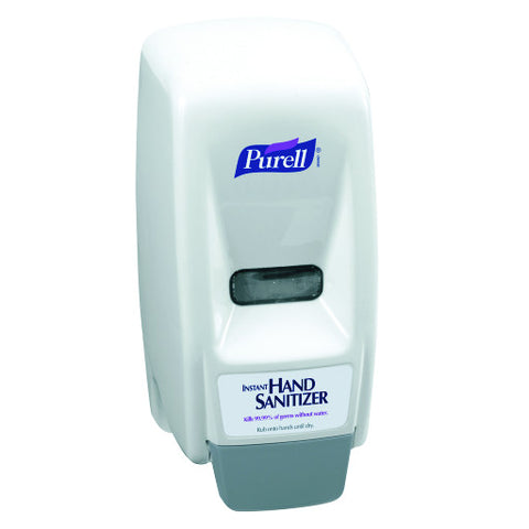 800 ml White Purellå¨ Hand Sanitizer Dispenser