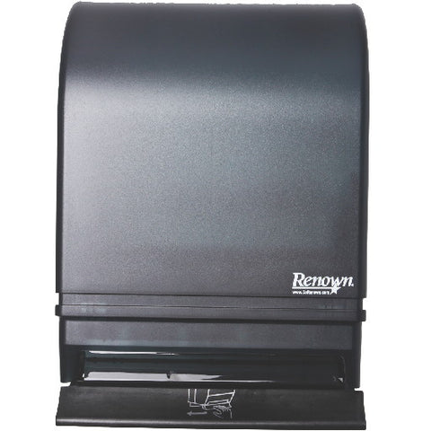 Renownå¨ Push Bar Roll Towel Dispenser