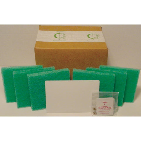 Queenaire Ozone Generator Cleaning and Maintenance Kit for Qt Tornado