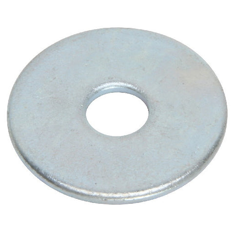 "Fender Washers 3-8"" X 1-1/2 In., 100 Per Pack"