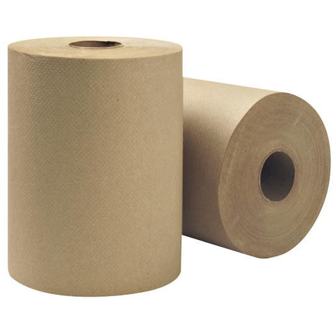 Renownå¨ Hard Roll Towel, Natural, 8X425 Ft., 12 Per Case