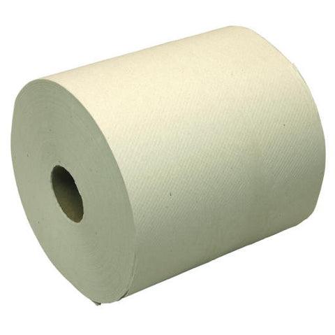 "Renownå¨ Controlled Hard Roll Towels, White, 8"" X 800 Ft."