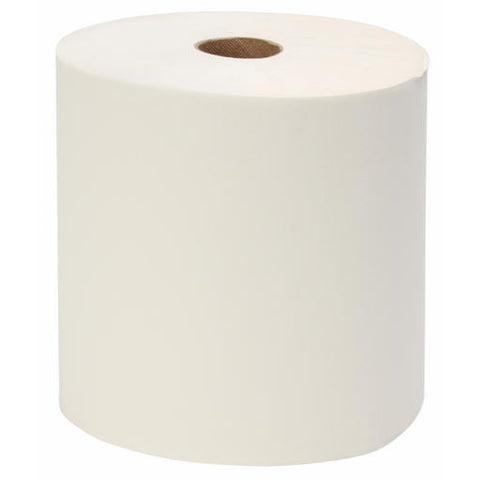 "Renownå¨ Select Controlled Roll Towels, White, 8"" X 800 Ft."