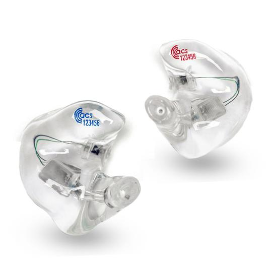 Evoke Live! Custom In-Ear Monitors