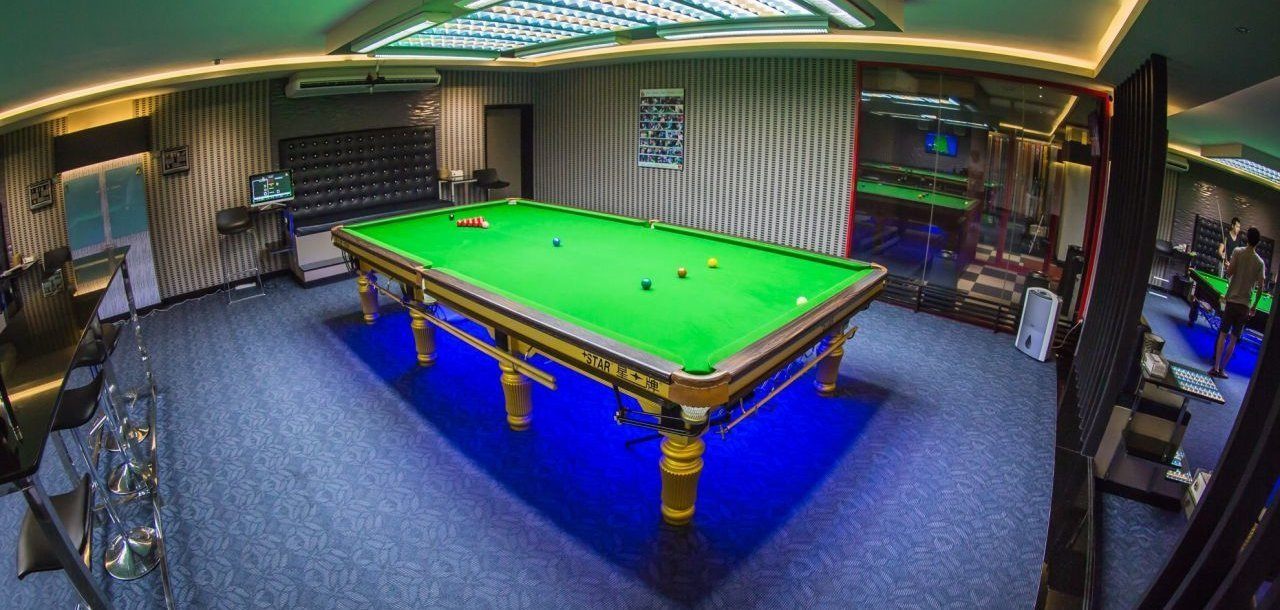 Hi End Snooker Club Bangkok, host of the World Women's snooker championships