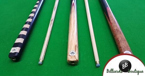7 Things to Consider When Buying a Snooker Cue — Billiards