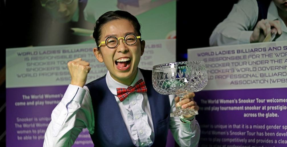 Ng On Yee, UK Women's Snooker Championship 2018