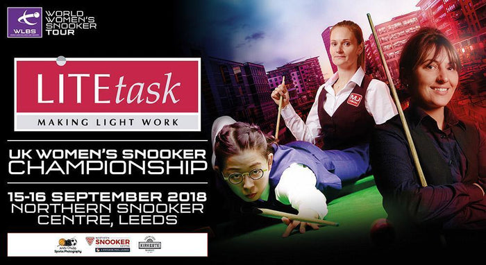LITEtask to Continue Sponsorship of UK Women's Championship