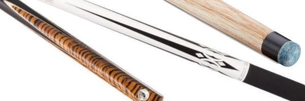 Why are Snooker and Pool Cues So Different? — Billiards Boutique