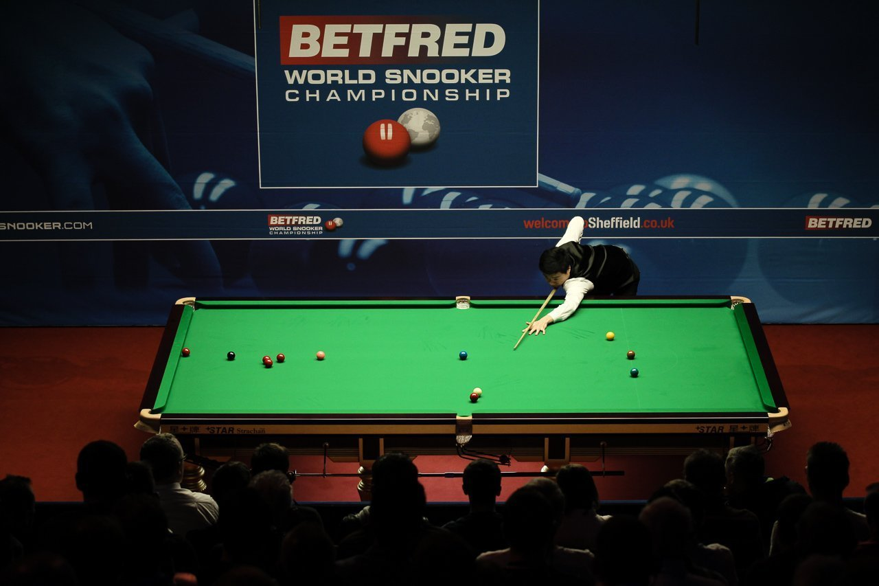 Final Eight Set for Crucible Show Down