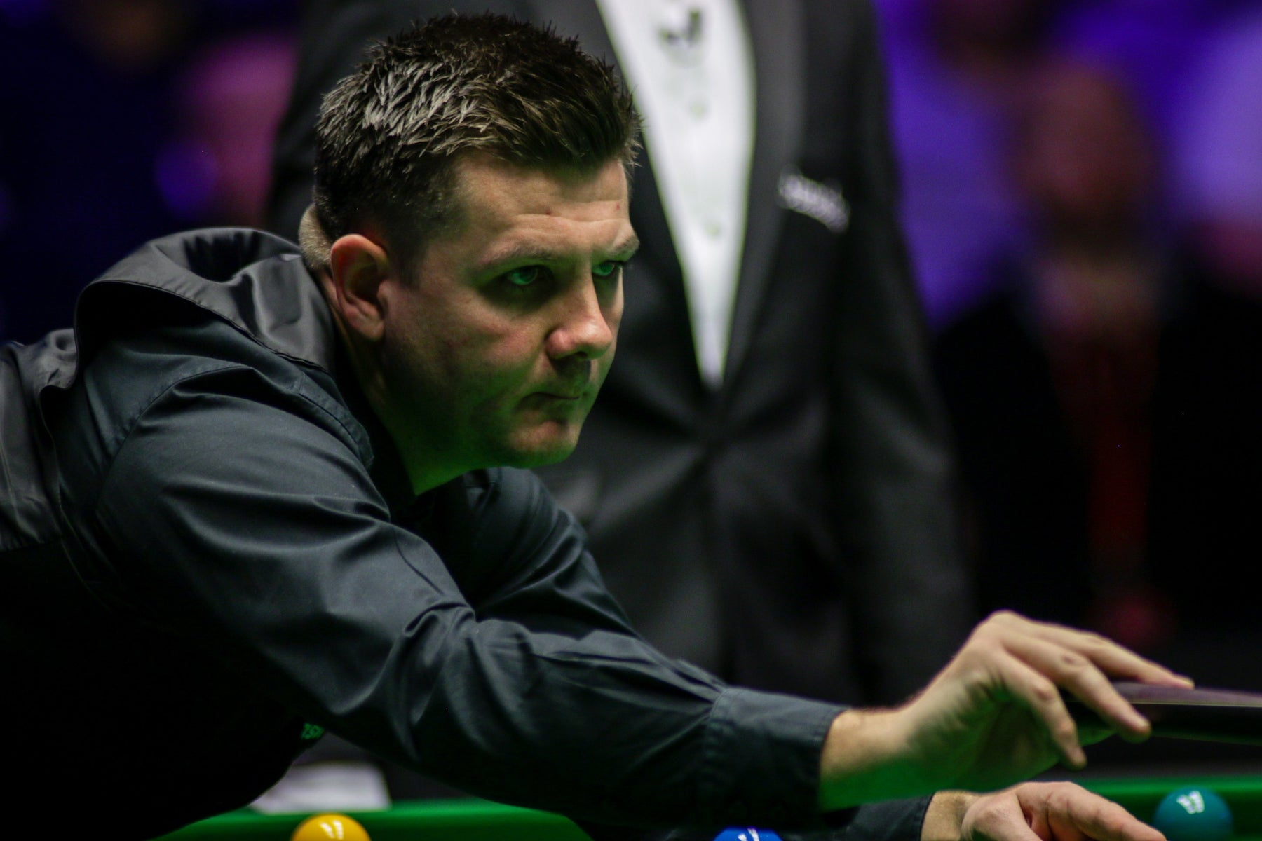 Masters Snooker 2018: Ryan Day and Judd Trump Progress
