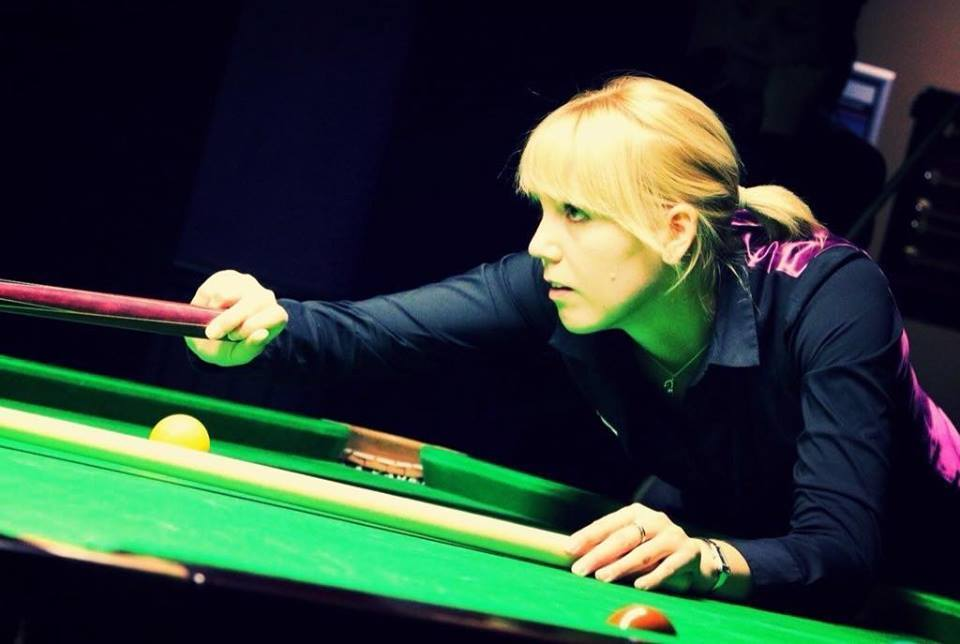 Snooker: Opacic Reaches Quarter Finals at Ladies UK Championships