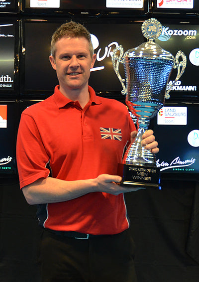 Mark Gray wins 2016 Austria Open