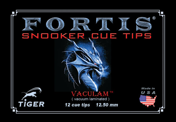 Fortis Layered Snooker Cue Tips