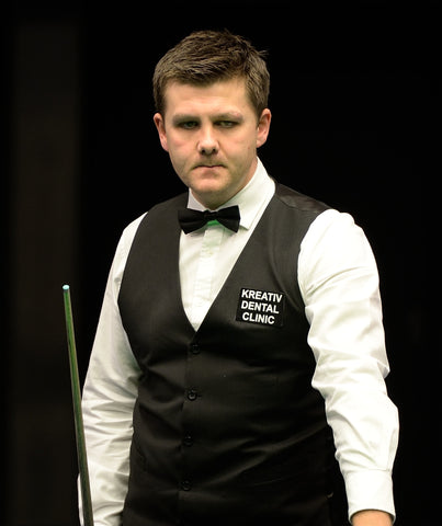 Ryan Day at the German Masters