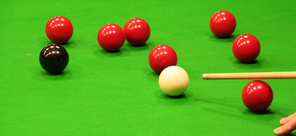 Amateur Snooker in England