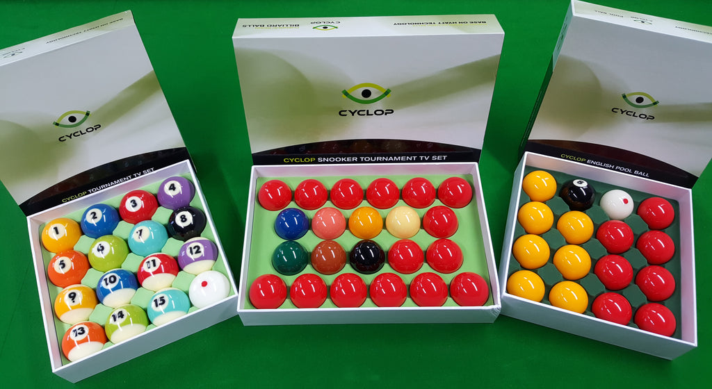 Win Cyclop Professional Ball Sets