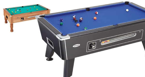 Buying a Pool Table for Christmas