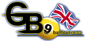GB9 Ball Tour Logo