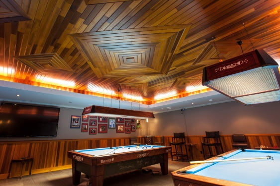Stunning Games Room