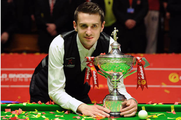Mark Selby World Snooker Champion