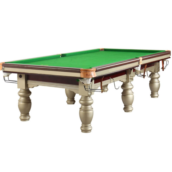 Traditional 9ft Chinese 8 Ball Table