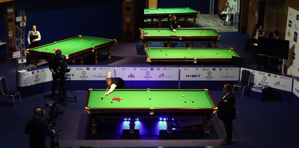 World Snooker Federation Championships 2018