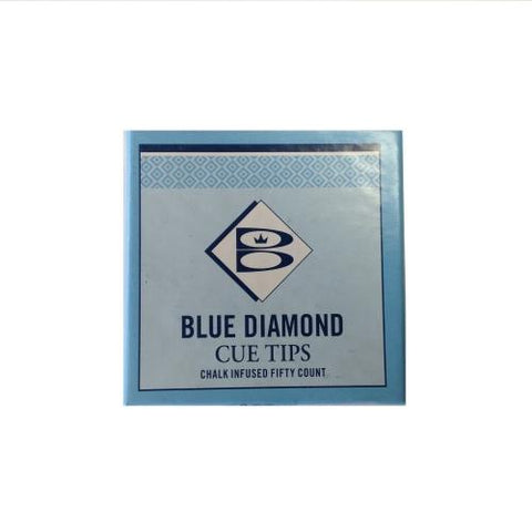 Brunswick Blue Diamond Cue Tips - Billiards Boutique - 2