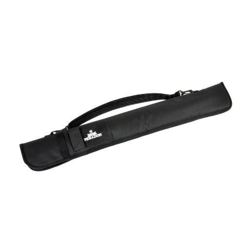 Peradon Soft Nylon Cue Case - 2 Piece Cues